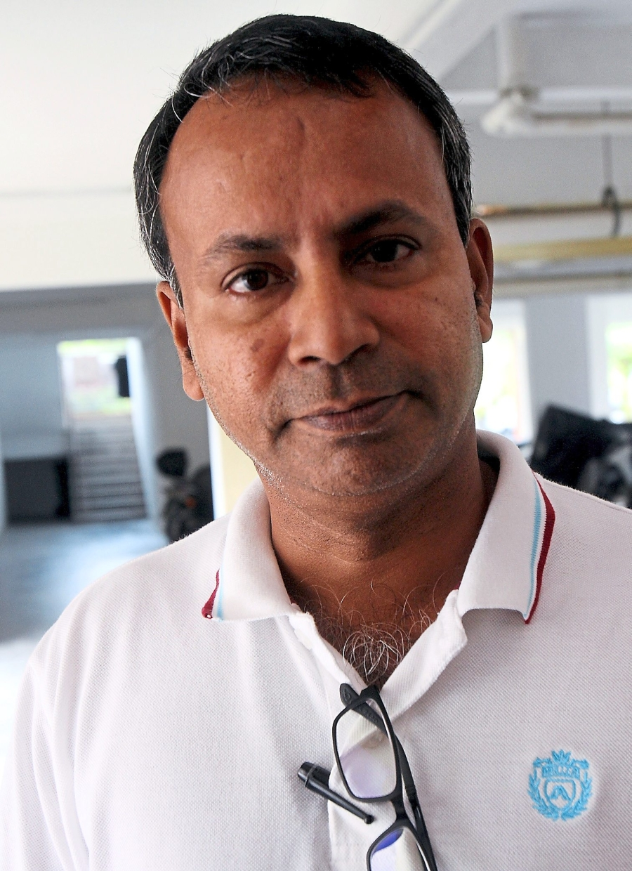 Thinakaran says the JMB has continuously reminded residents to pay their maintenance fees.