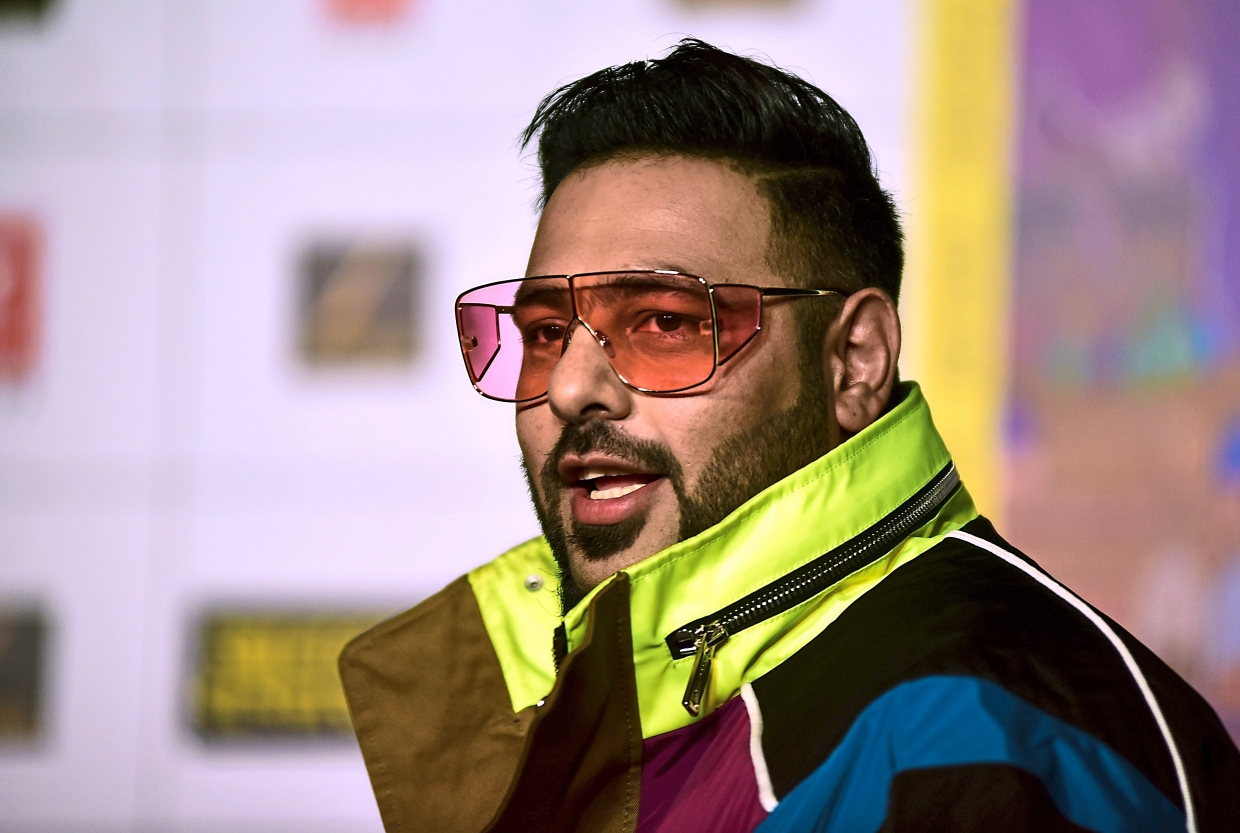 Indian rap-music composer and singer Badshah's music video Paagal recently broke YouTube's record for most views in one day. — AFP