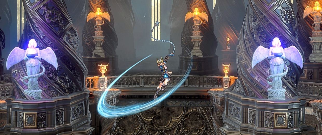Bloodstained: Ritual Of The Night – Old-school cool | The