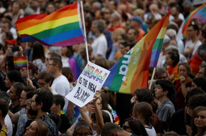Image result for Liberals fear unrest as Poland Catholic Church doubles down on anti-gay rhetoric
