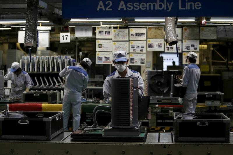 As Japan frets about dearth of AI talent, Daikin develops own