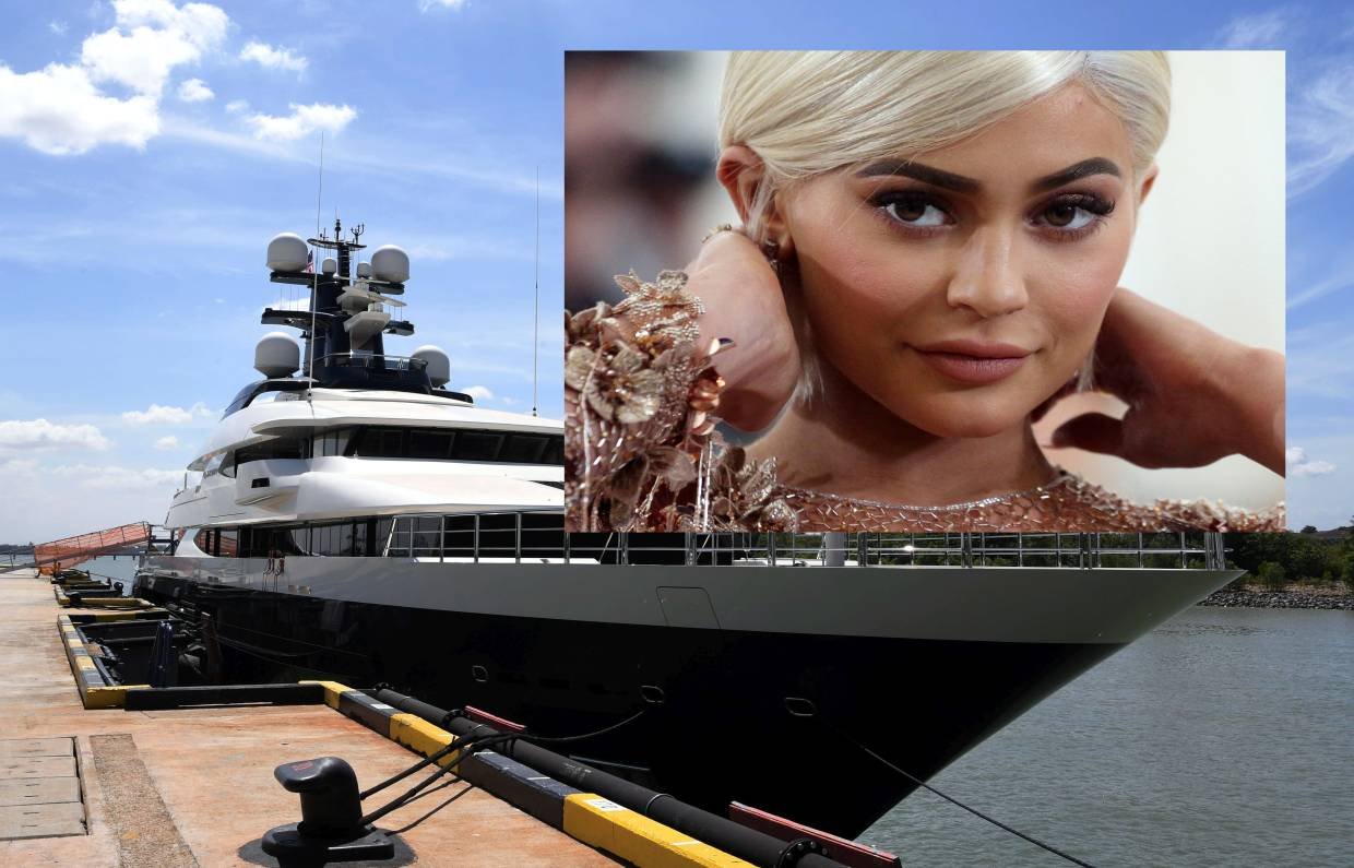 Jho Low Yacht