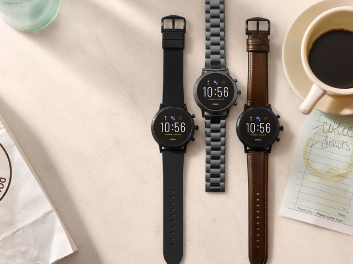 Excitement About Fossil Hybrid Smartwatch