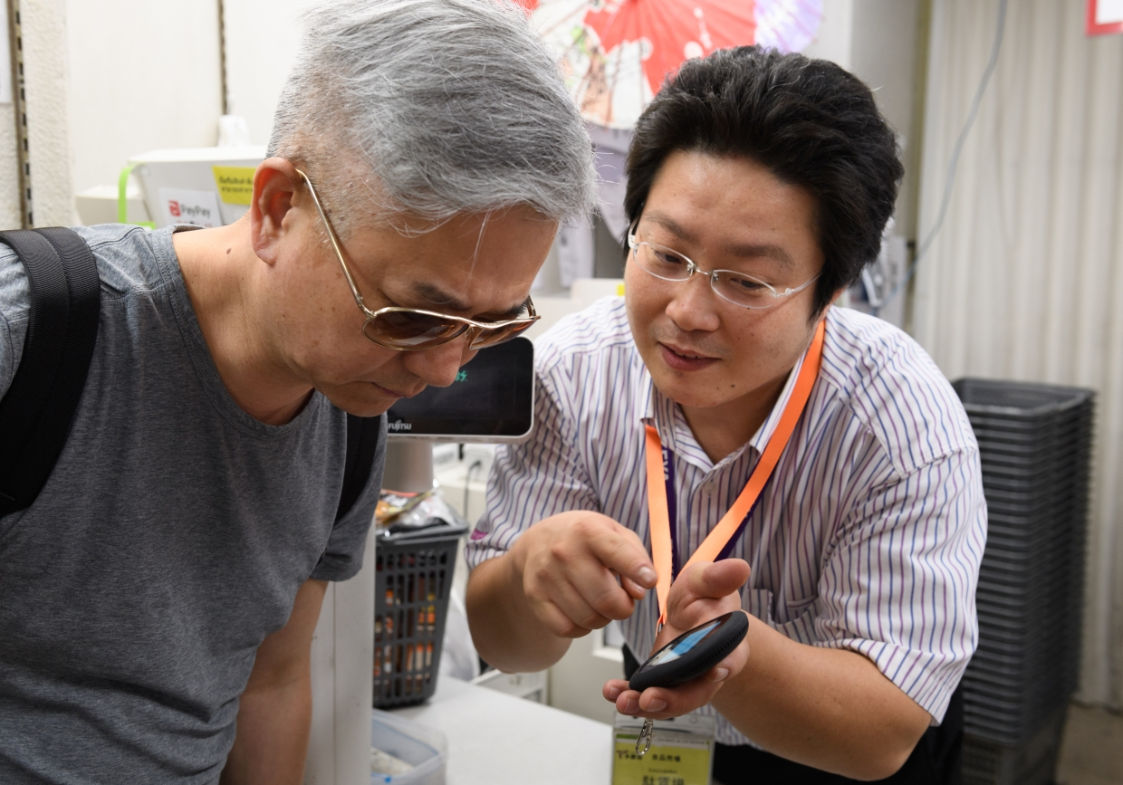 Tourists are fueling a boom in personal translation devices | The
