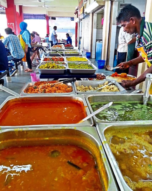 Those craving for Indian food will be spoilt for choice at Pandian's stall at Selera Wawasan food court in SS3, Taman Universiti, Petaling Jaya.
