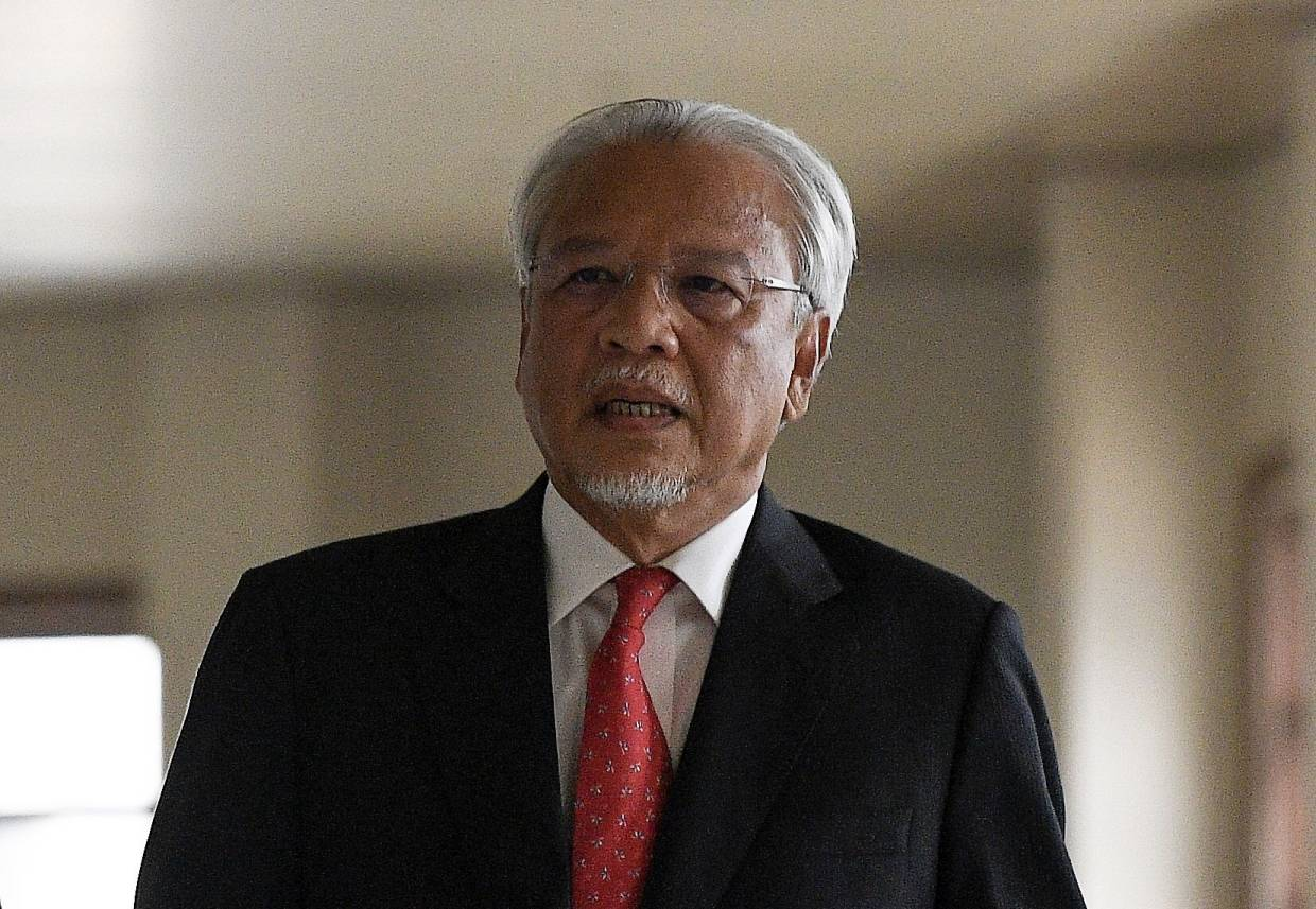 Husni: I lied to the media about my resignation   The Star Online