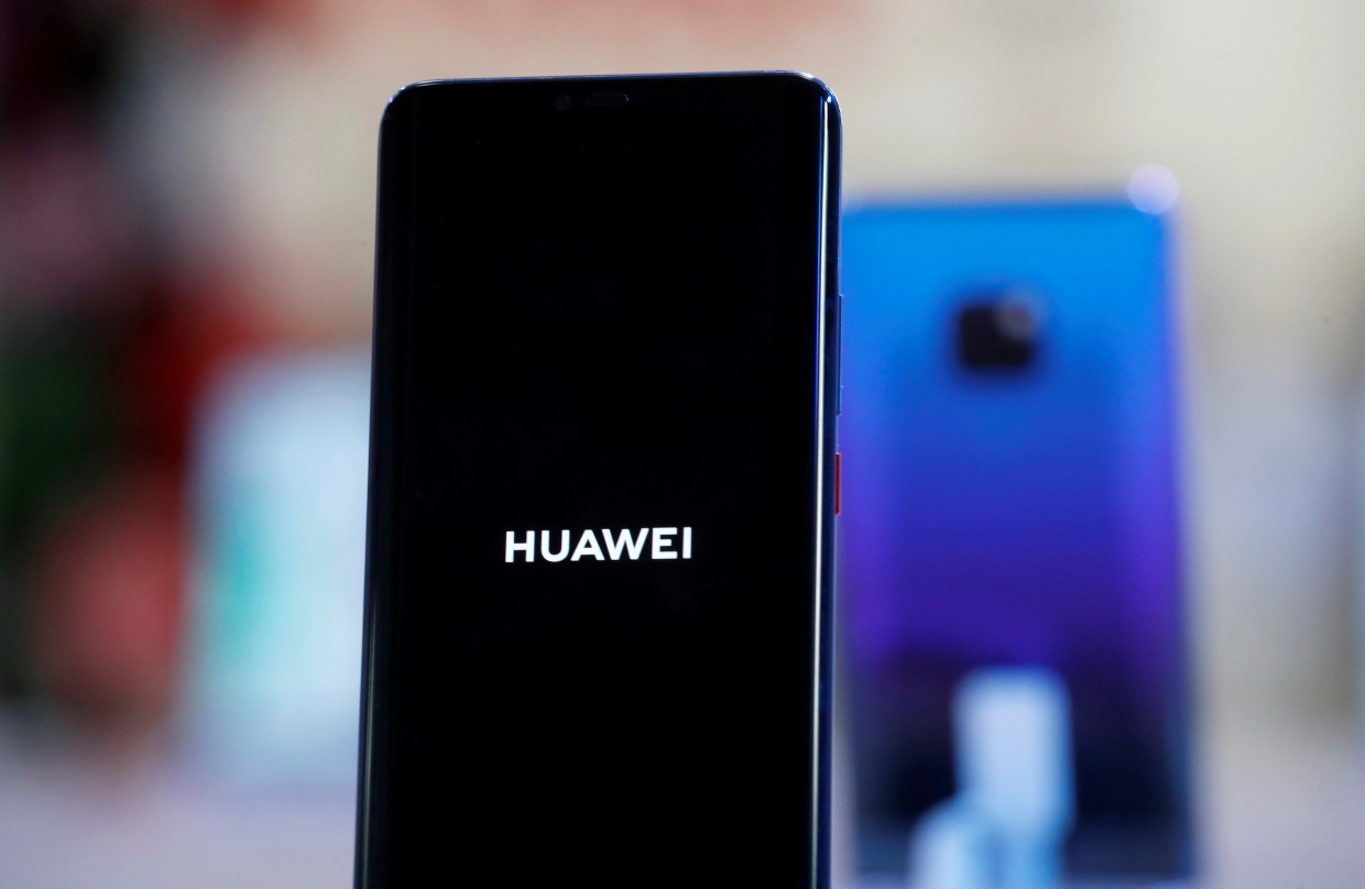 Huawei offers top talent at least five times what their peers are