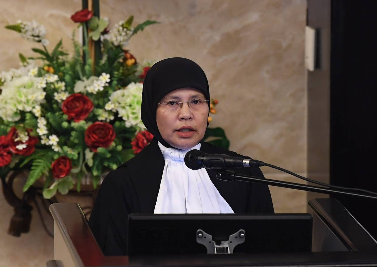Judges with doubtful sources of assets to be referred to MACC, says CJ