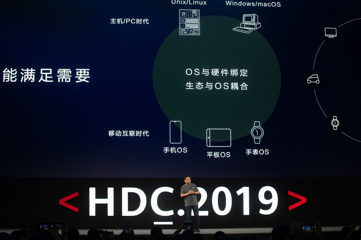 Huawei launches own operating system to rival Android | The Star Online