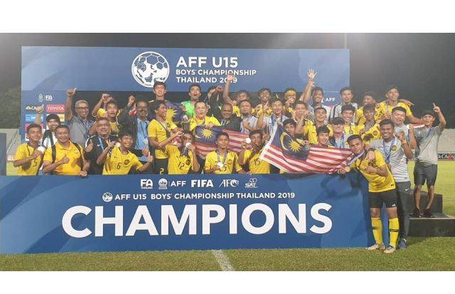 Malaysia beat Thailand 2-1 in AFF U-15 tourney | The Star Online