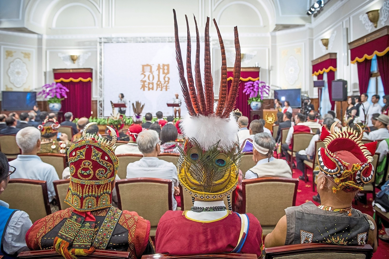 Young Taiwanese reconnect with indigenous roots to heal trauma | The