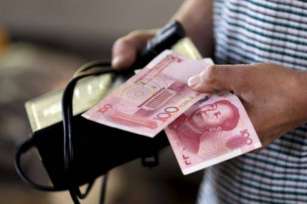 China is saving stimulus for trade war winter as yuan weakens | The