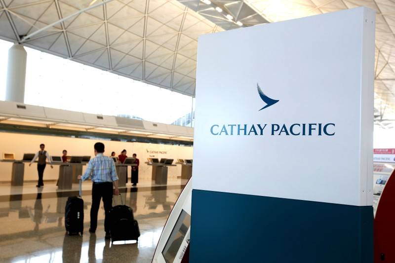 Cathay falls as China scrutinises airline over staff protests | The