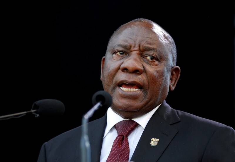 South Africa's Ramaphosa wins latest round of legal fight with anti