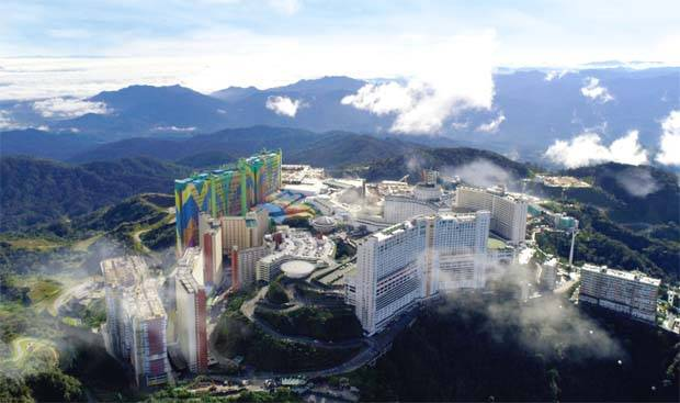 "Genting Malaysia said this in response to a query by Bursa Malaysia following a recent news report which claimed that Empire Resorts was ""on the brink of filing for bankruptcy""."