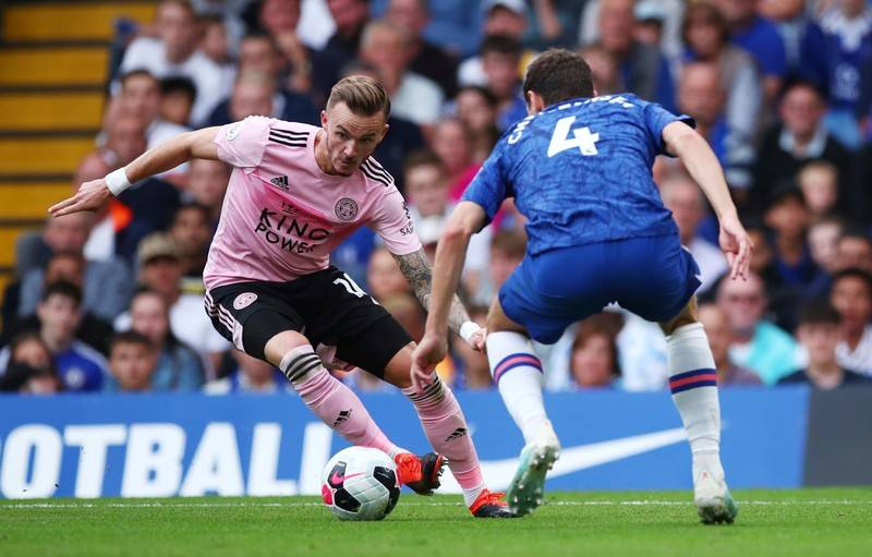 Image result for chelsea vs leicester 2019
