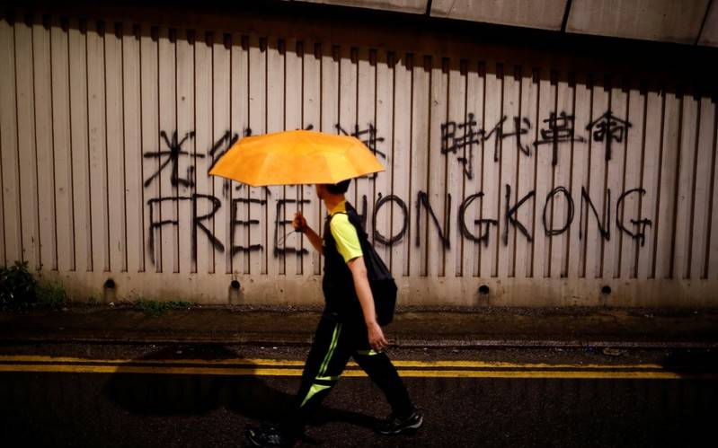 Hong Kong readies for further protests after huge, peaceful