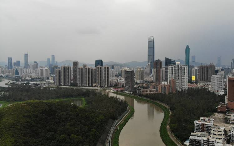 China plans to turn Shenzhen into world city by 2025