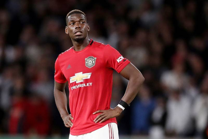 Image result for Manchester United condemn online racist abuse of Pogba after penalty miss