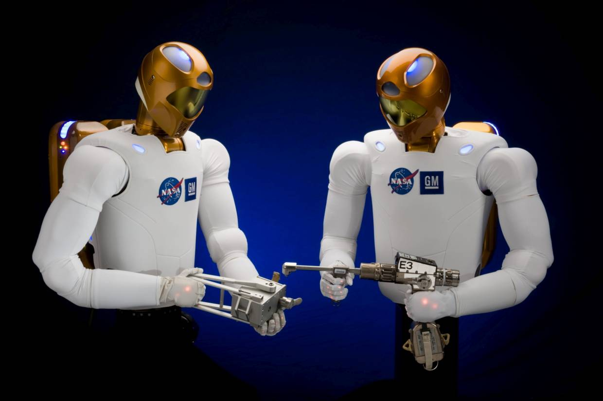 Russia sends Fedor, its first humanoid robot, into space