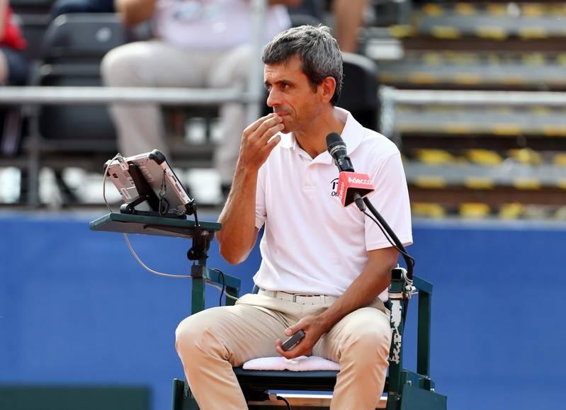 Tennis Chair Umpire Ramos Has Lasting Impact On U S Open The Star