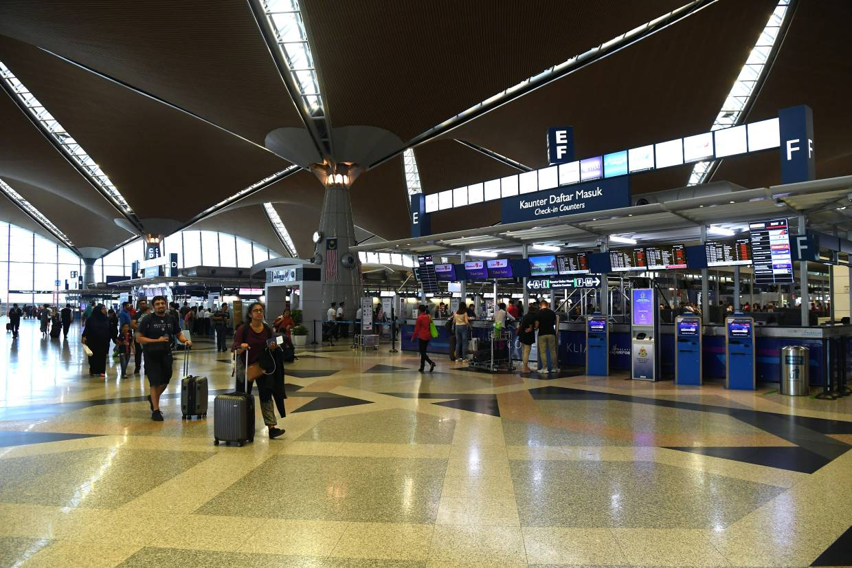 Operations at KLIA back to normal four days after disruption | The Star