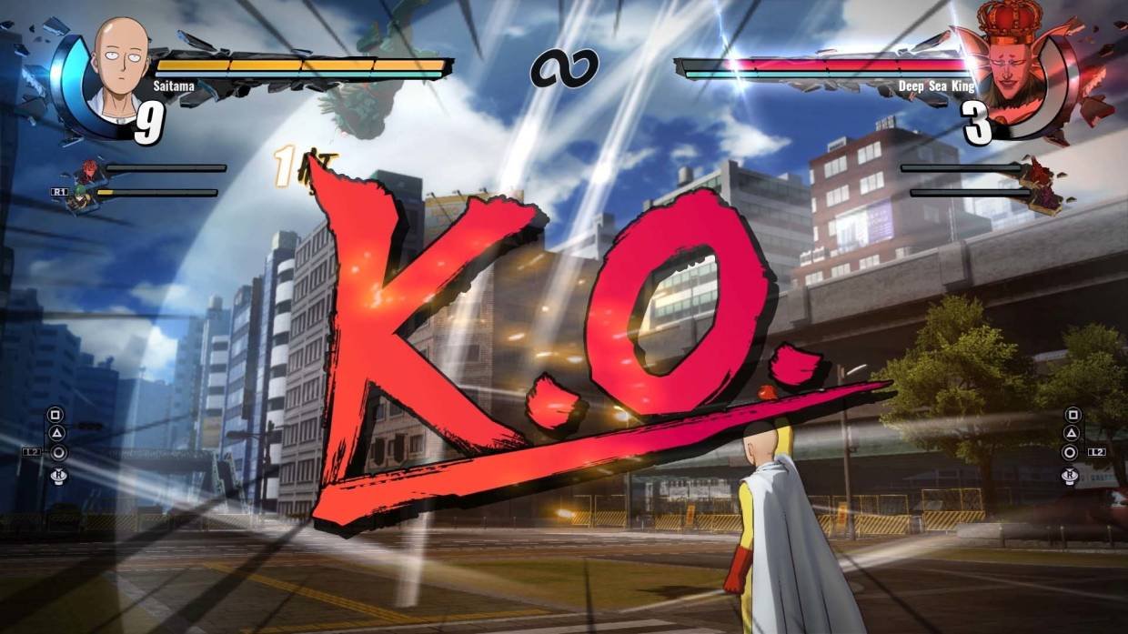 One-Punch Man becoming video game fighter | The Star Online