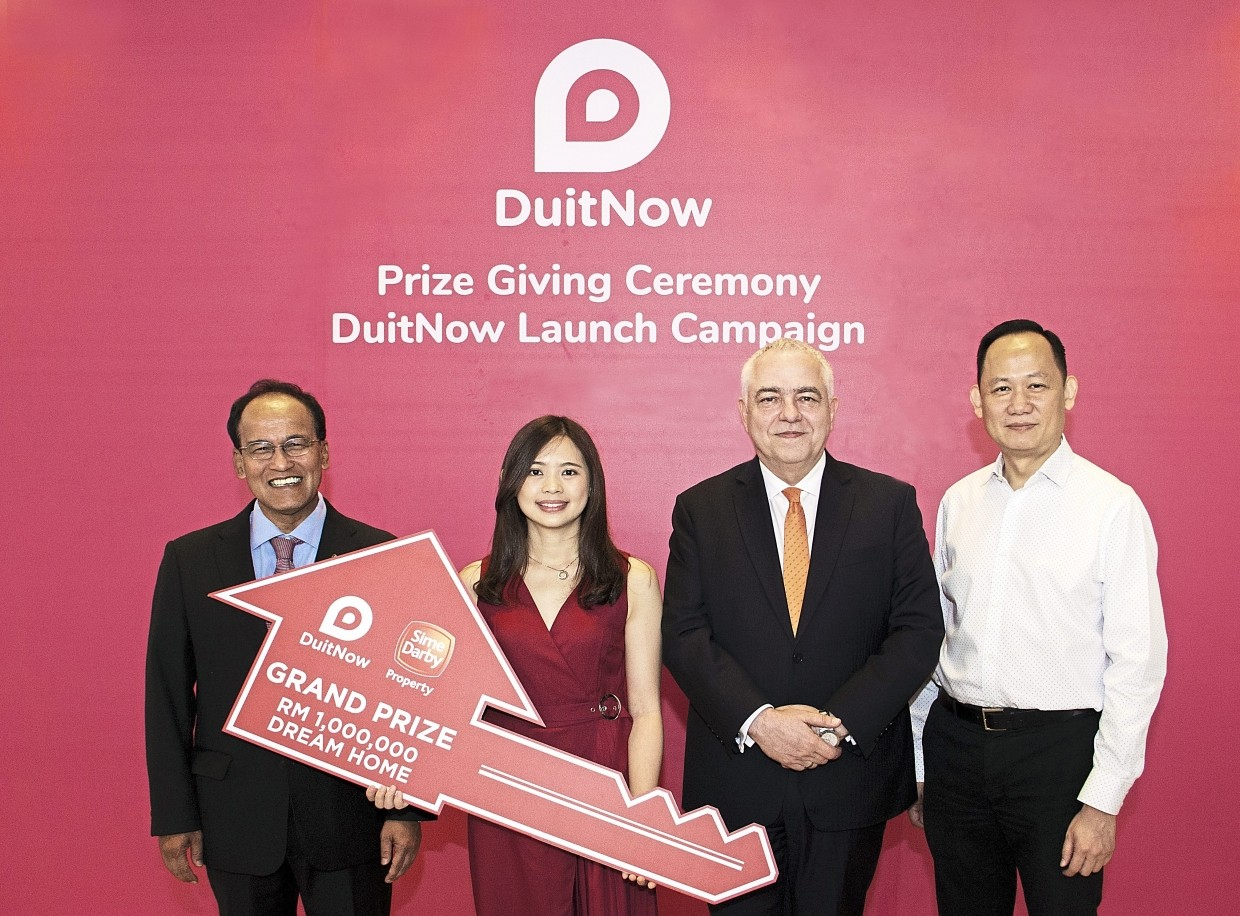 Money transfers beget dream homes   The Star Online
