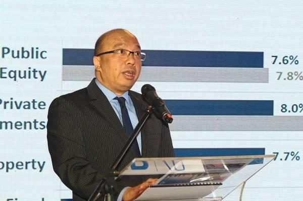 Permodalan Nasional Bhd.'s Chief Executive Officer Abdul Rahman Ahmad will be leaving.