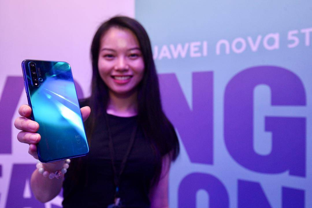 Huawei Unveils Nova 5t At Global Launch In Kl Priced At Rm1