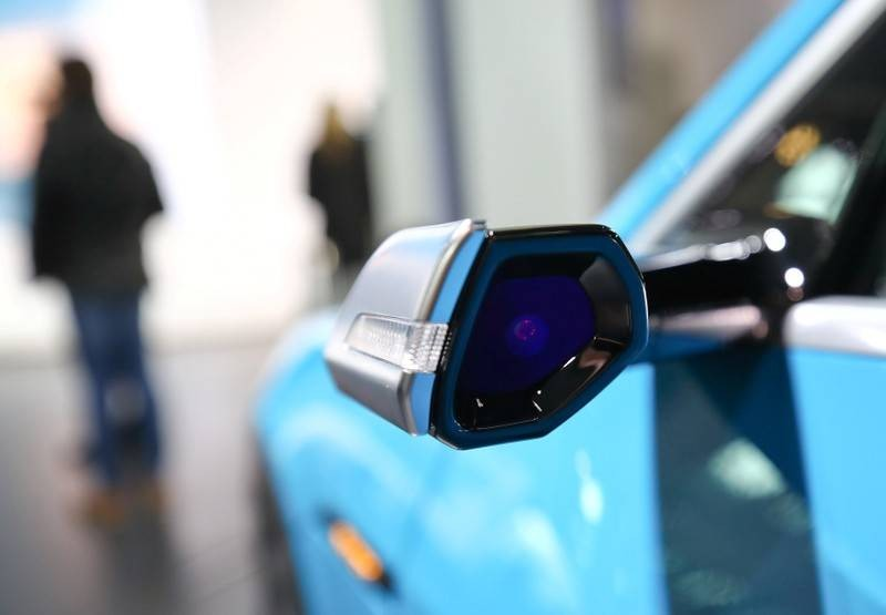 U S  to test mirrorless, camera-based systems in autos | The