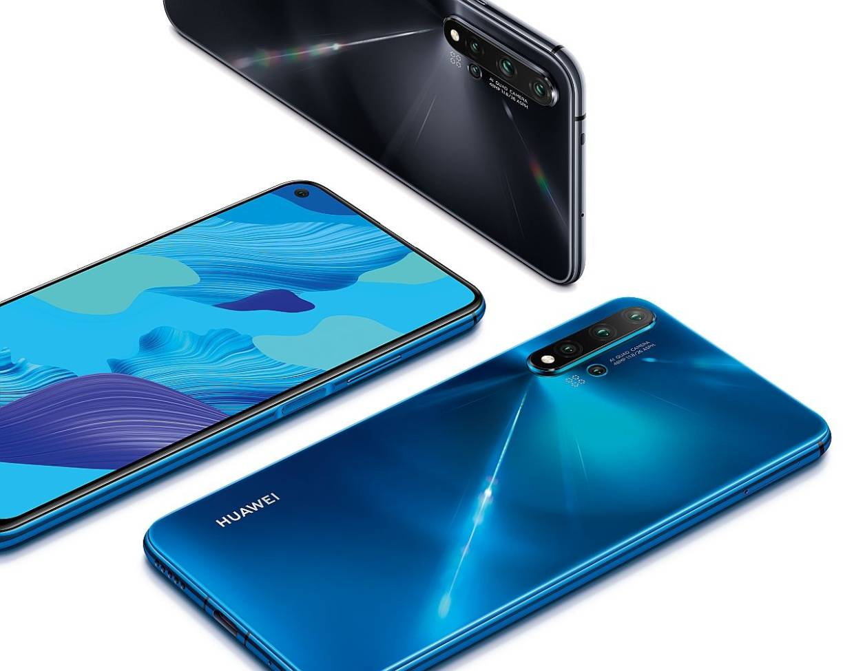 Pre Order Your New Five Ai Camera Huawei Nova 5t Tomorrow