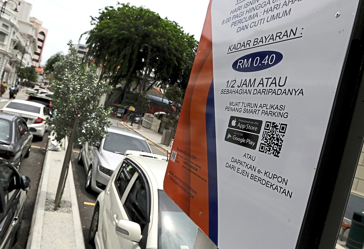 Confusion over new smart parking system | The Star Online