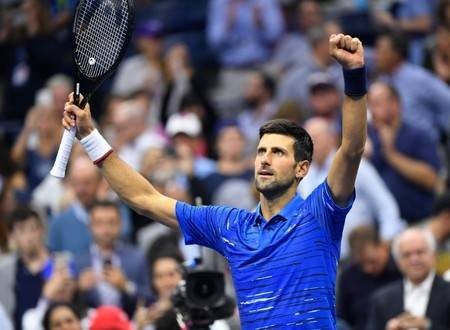 Tennis Djokovic Survives Injury Scare To Advance At U S Open The Star