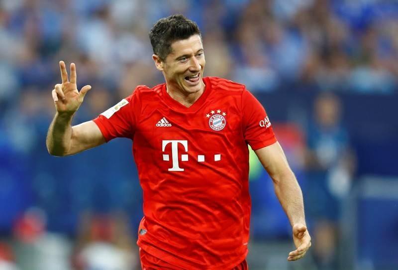 premium selection 07da5 0d921 Lewandowski goals a precious commodity for Bayern | The Star ...