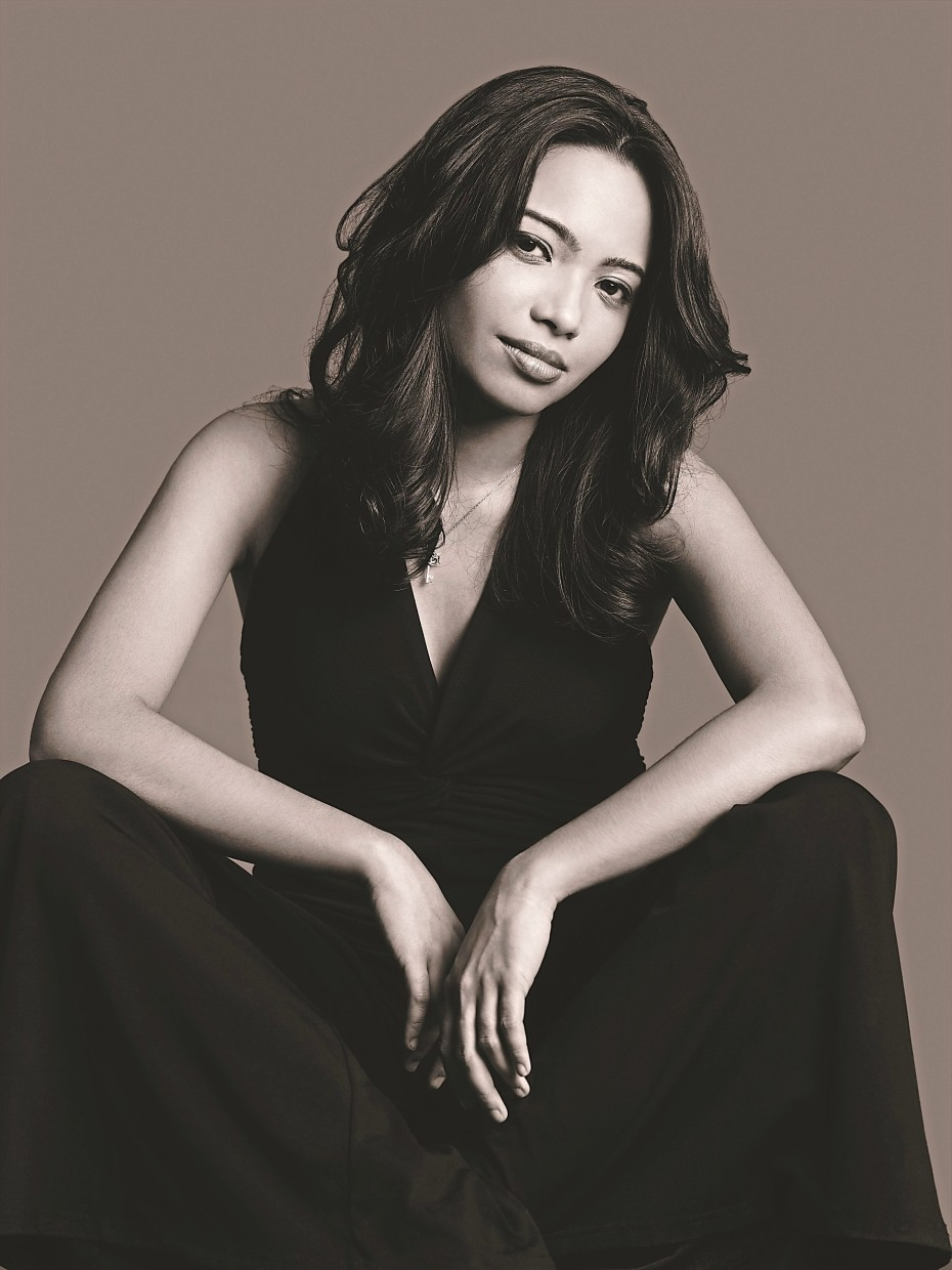 Dasha Logan joins the Michael Veerapen Trio for some jazzy grooves in Alexis KL next weekend.