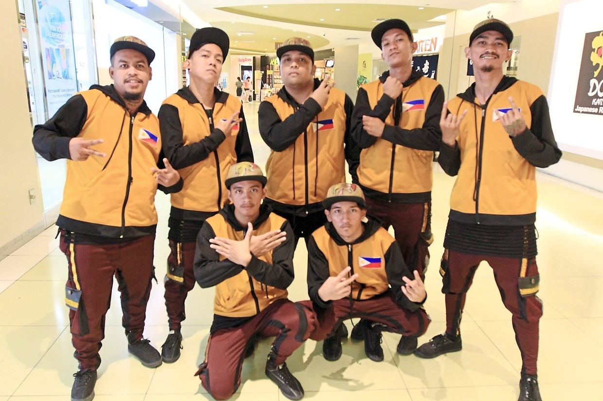 Real X Style, the 2018 champions of the Shuddup N Dance International Grand Finals, returned as competitors in this year's competition.