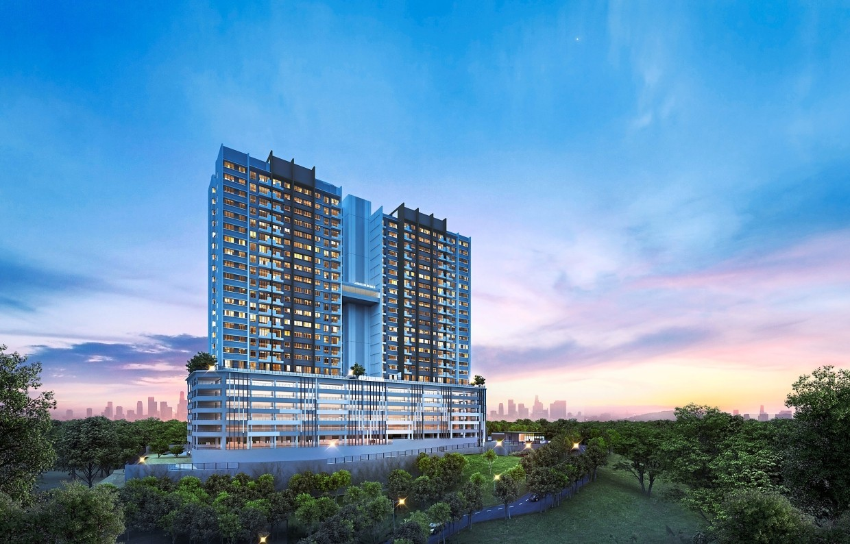 M Vista, one of the high-rise residential projects in Southbay, sets a new standard for sustainable luxury living in Batu Maung, Penang.