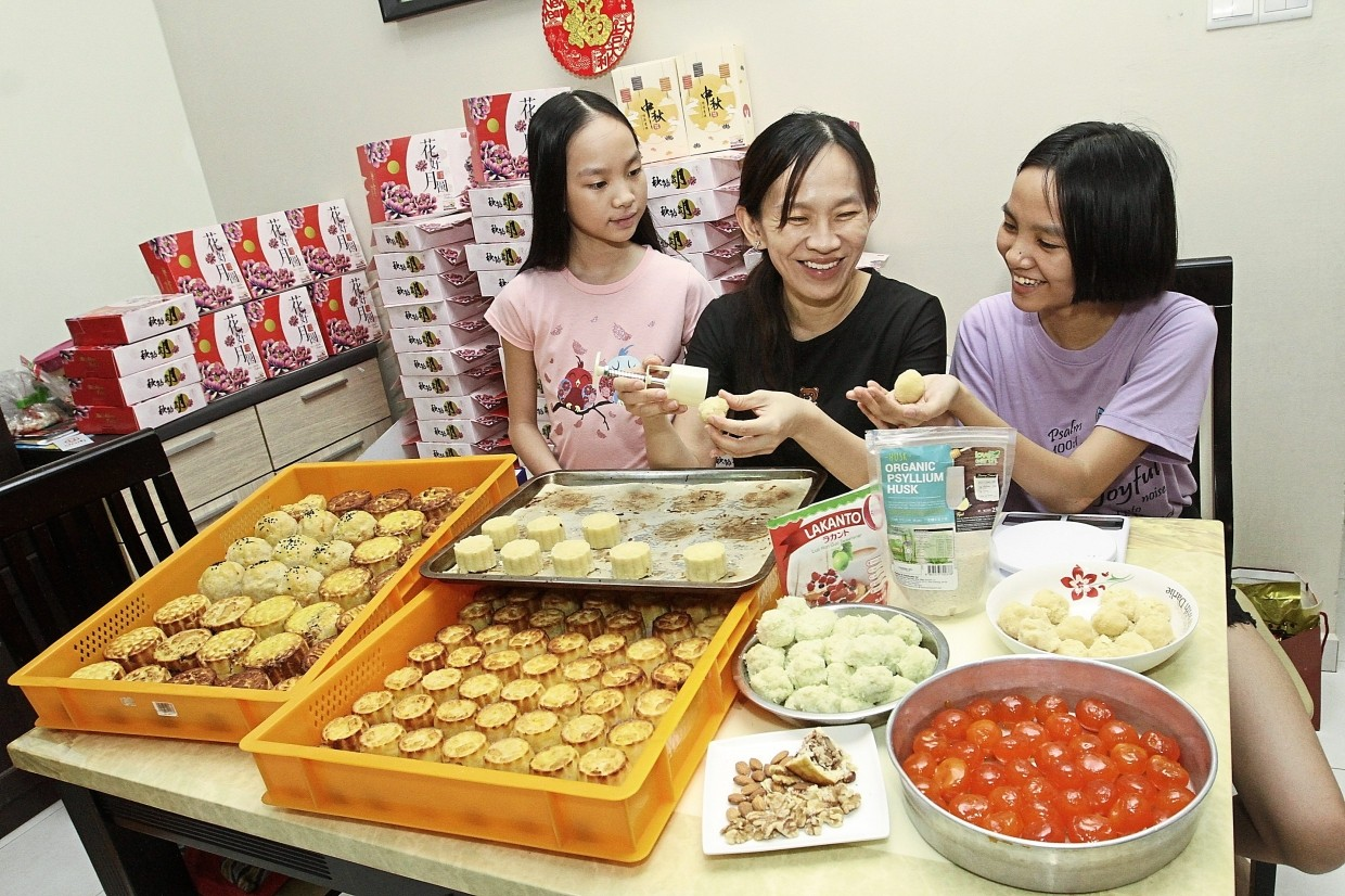 Have your keto mooncake and eat it too | The Star Online