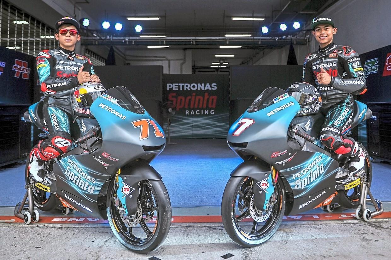 Motorsport: Moto 2 chance a 'dream come true' for Adam