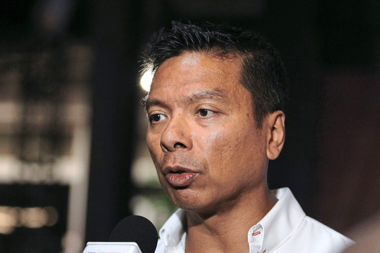 Datuk Razlan Razali said the results from Malaysia's first racing team is above what was targeted. — Agencies