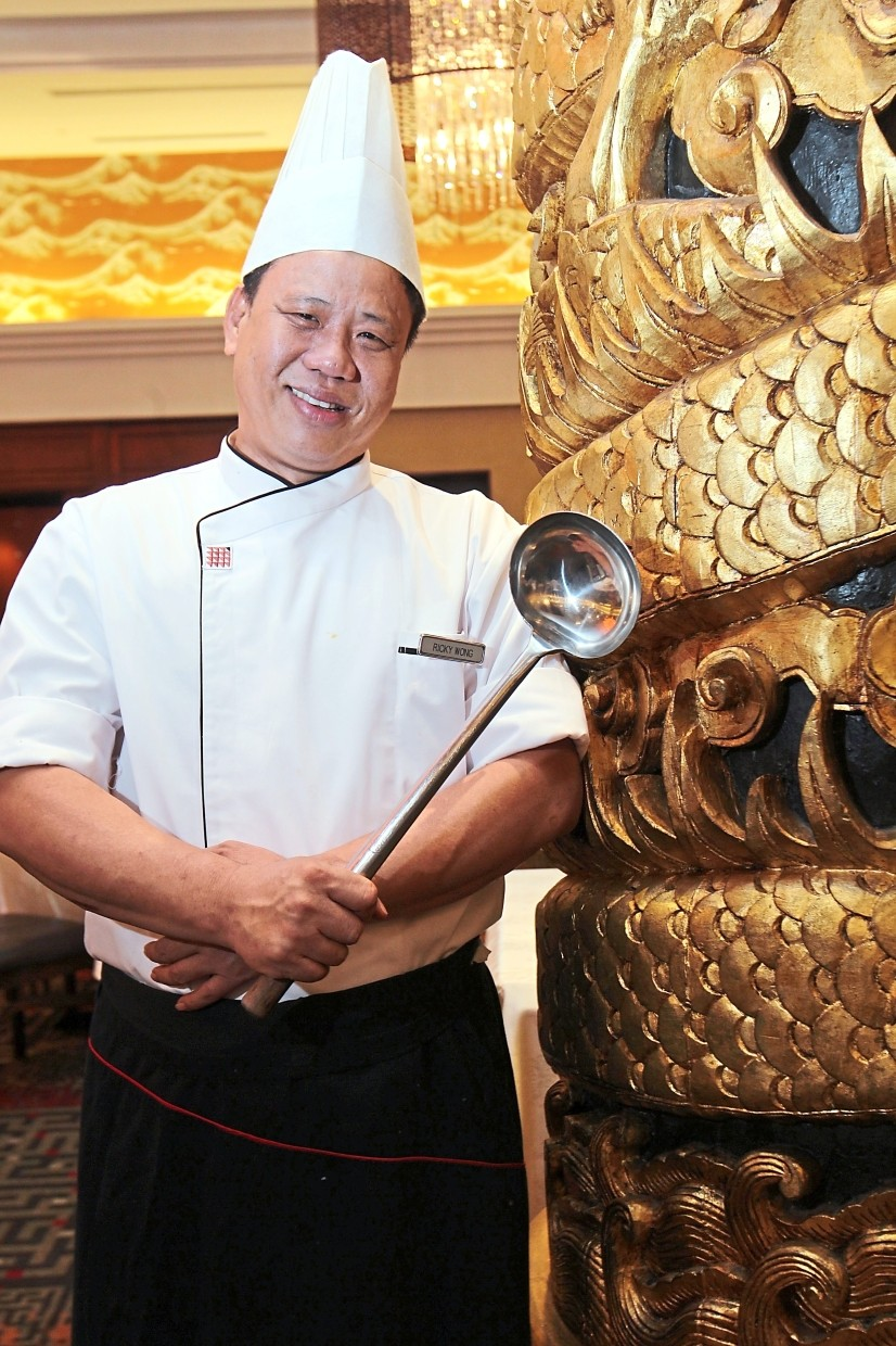 Wong, who recently joined Concorde Hotel's Xin Cuisine, is unveiling fresh ideas on the menu.