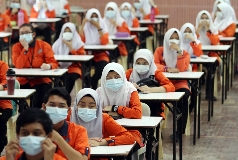 UPSR exams to go on in smog-hit Sarawak even if API reading