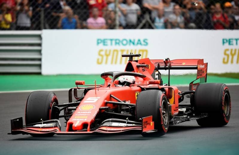 Vettel fastest in final Italian GP practice   The Star Online