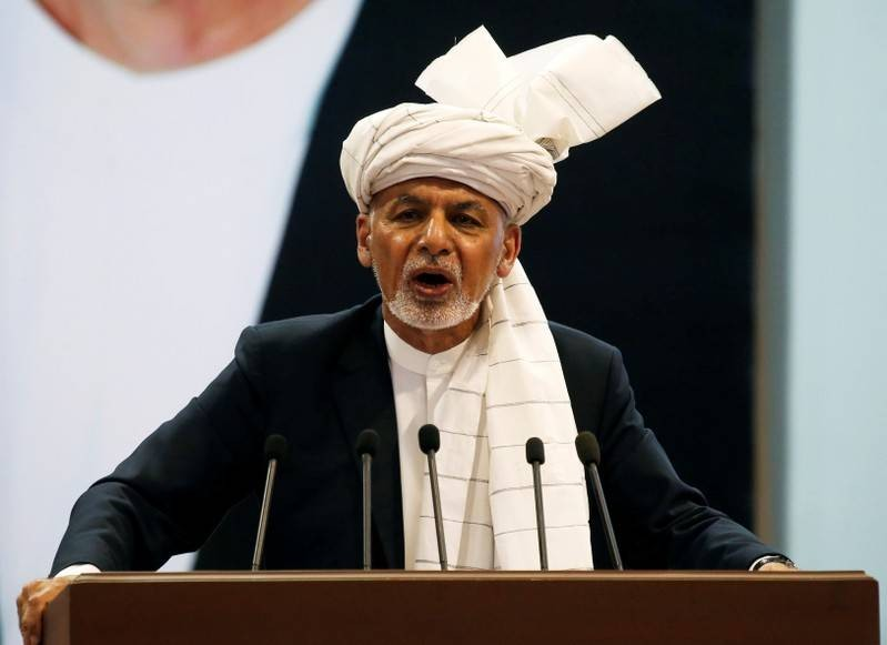 Afghan government says real peace will come when Taliban