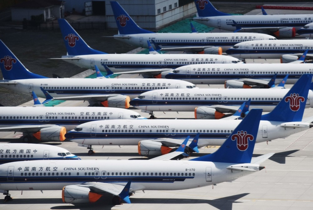 Grounding the 737 Max eases turbulence for airlines | The