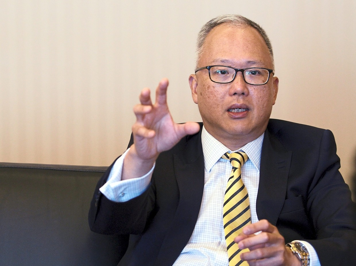 Big potential: Foong says there is especially huge potential in Greater China in view of the investment and trade flows between China and Asean.