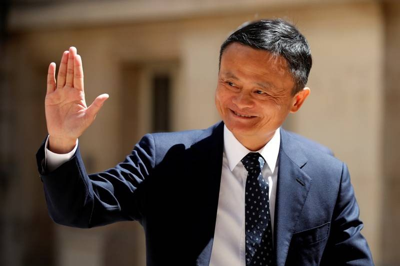 Alibaba set for 'big challenge' as flamboyant chairman Jack Ma departs