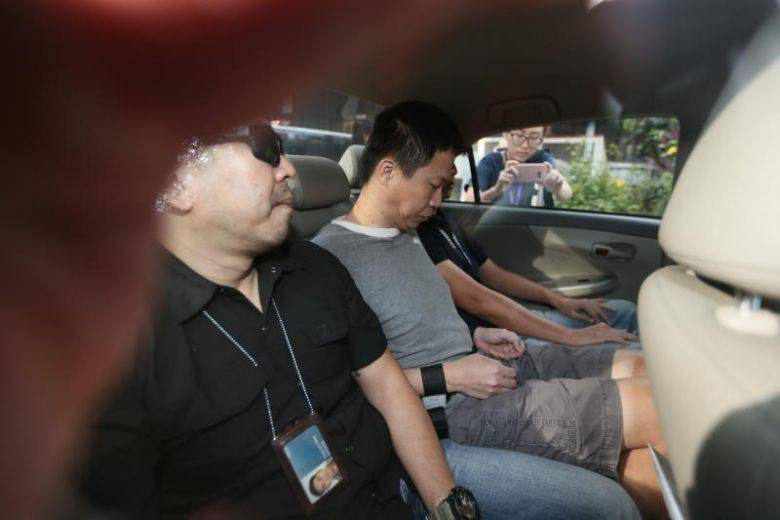 Prosecution asks for 5 years' jail for man who hired hitman