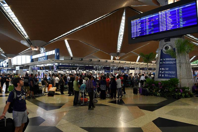 Mavcom concluded that MA Sepang had failed to meet several requirements of the Airports QoS Framework during the period of January to March 2019.